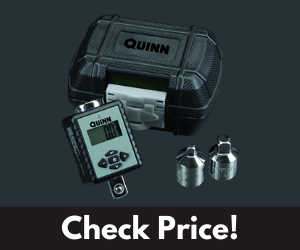 Quinn Digital Torque Wrench Adapter With 3-Color LEDs