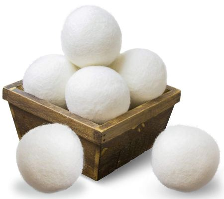 how I started to use essential oils...on dryer balls!