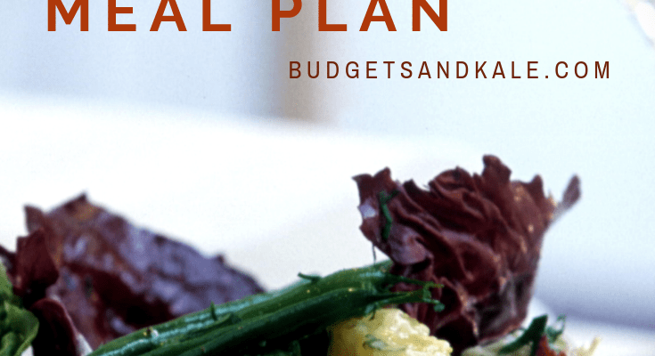 What to Do When You Don't Feel Like Meal Planning