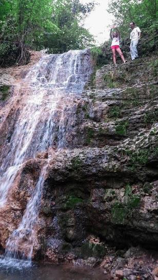 Budimlija Resort vodopad