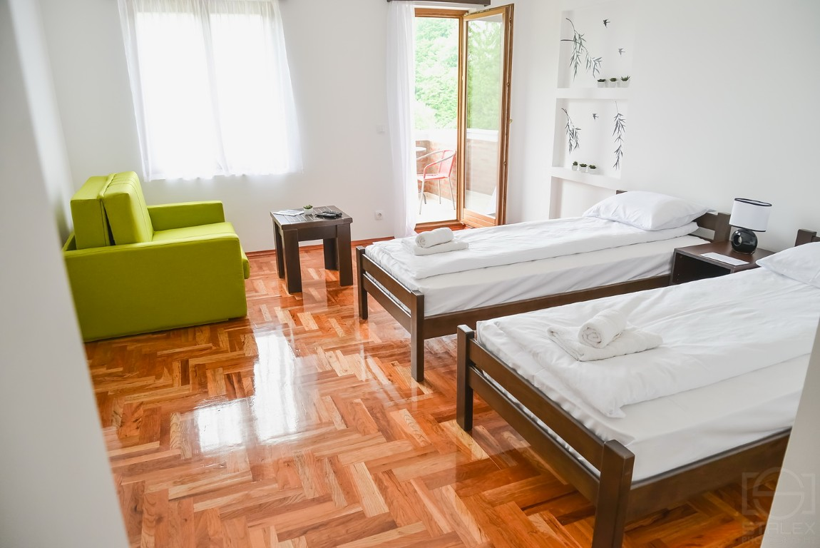 Budimlija Resort soba