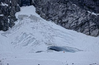 Big Four Ice Cave