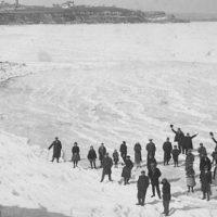 Замръзвало ли е Черно море? (снимки)