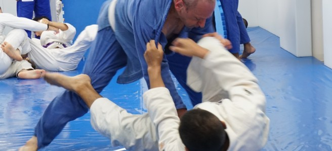 Training BJJ over 40