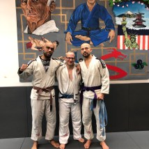 Earning my BJJ Blue Belt