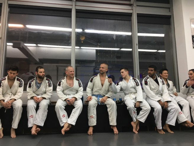 BJJ Blue Belt Test