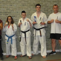 1e So-Kyokushin cup Breda