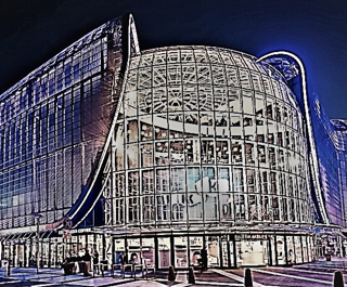 Katowice Shopping Mall was built as a part of renovation project together with the Railway Station and Bus station in Katowice. Check BUDOKOP's part in this