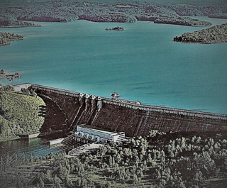 Solina Dam is the highest hydrological structure in Poland in which BUDOKOP Ltd. has implemented ASTKZ that BUDOKOP services to this day.