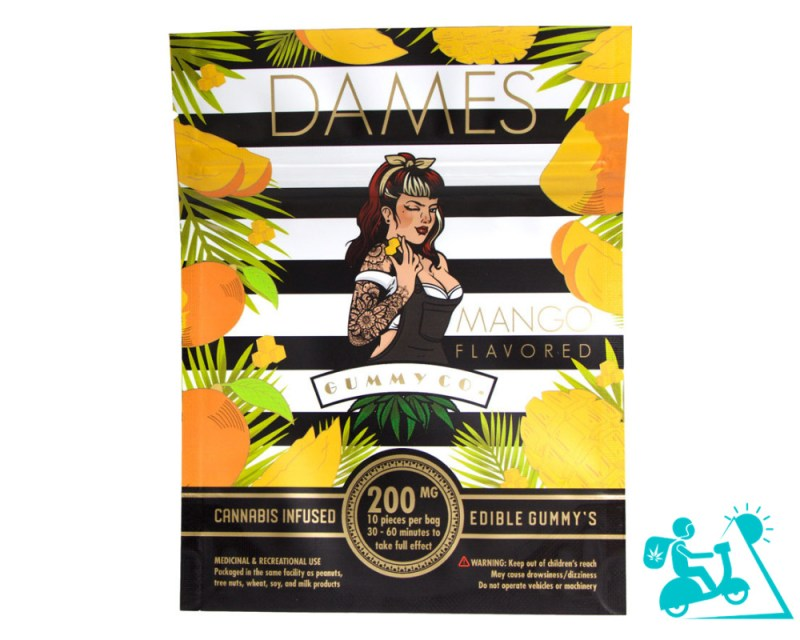 Dames Mango Weed Delivery