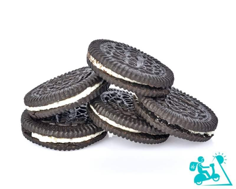 Medicated Chocolate Cream Cookies