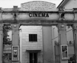 Il cinema Filopanti