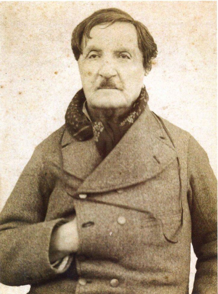 Il Conte Cesare Mattei (Archivio Museo Cesare Mattei).