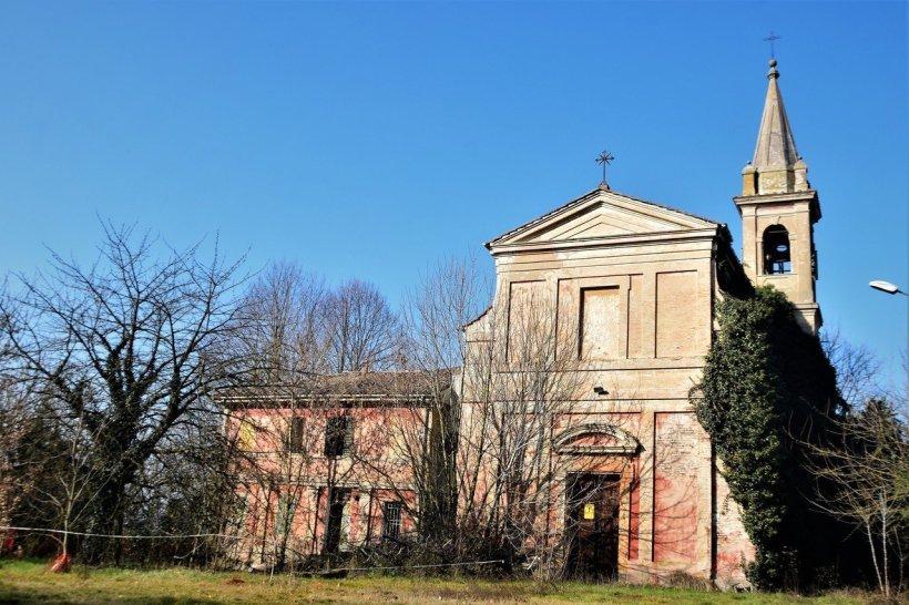 La Chiesa San Marco di Vigorso.