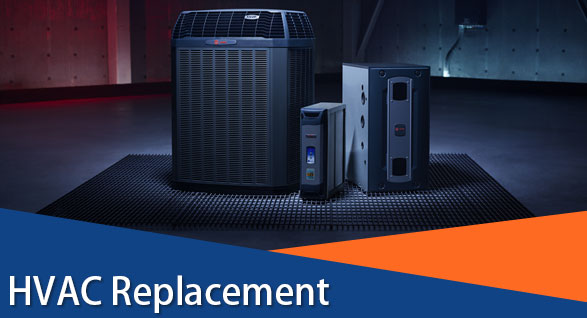 hvac replacement from buds heating and cooling
