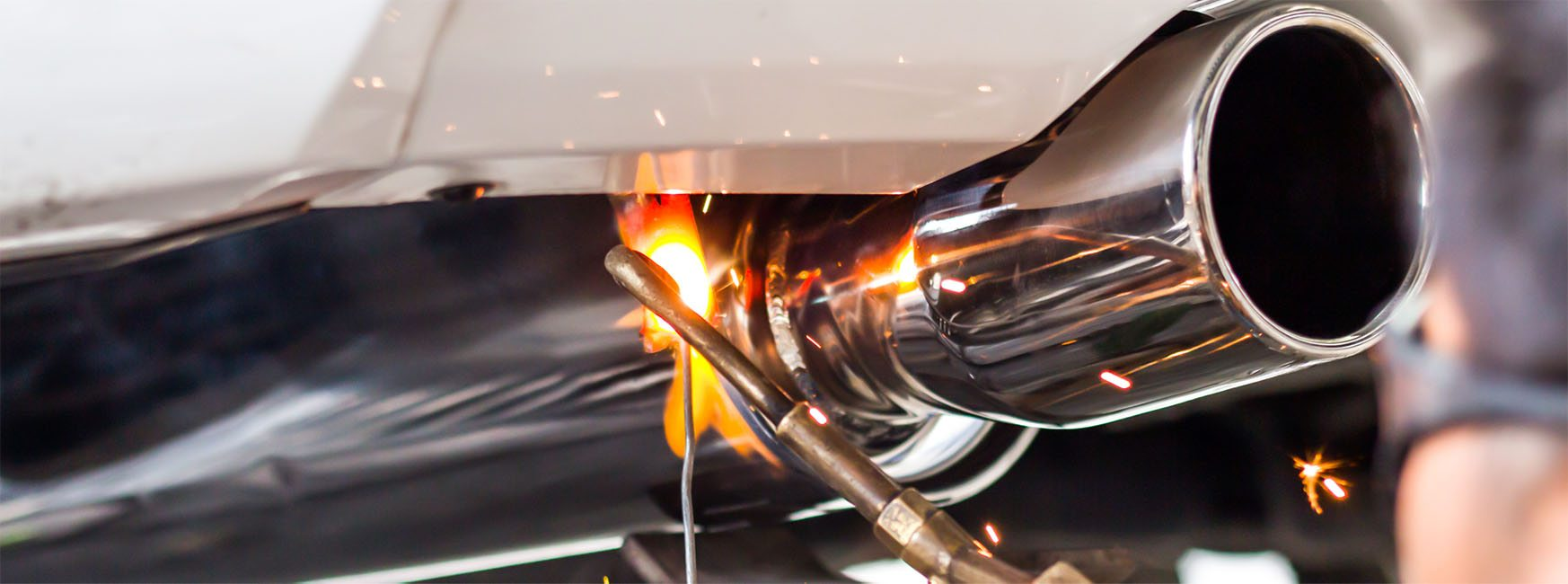 denver custom mufflers exhaust failed