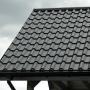 ретро яспис на крыше
