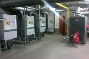 Heiz- und Kältezentralen / Installateur Langenfeld