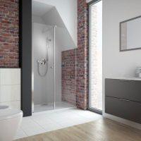 Jak zrobić łazienkę na poddaszu czyli sposób na skosy