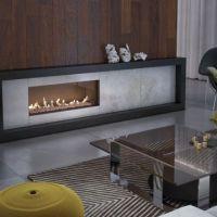 Wizja ognia na wyciągnięcie ręki – kominek w mieszkaniu