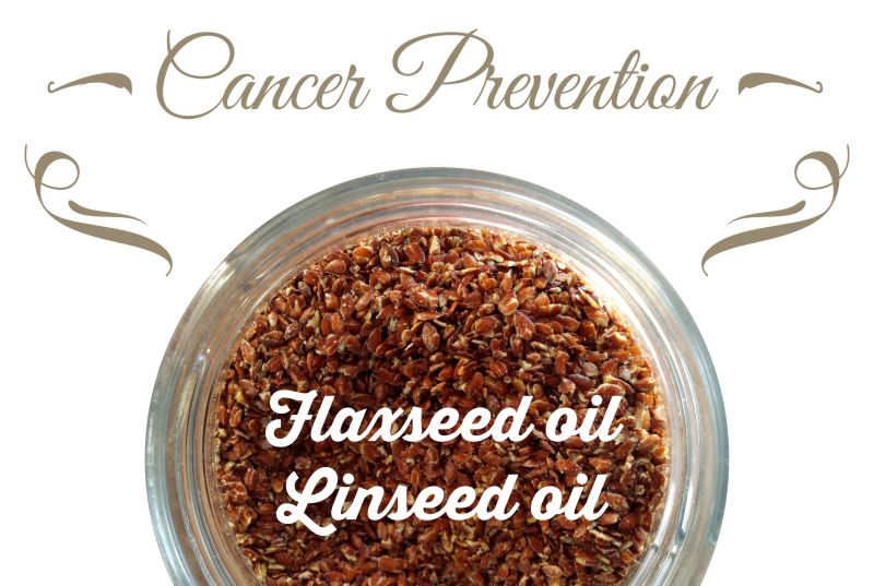 Cancer Prevention – What Are The Benefits Of Consuming Linseed Oil?