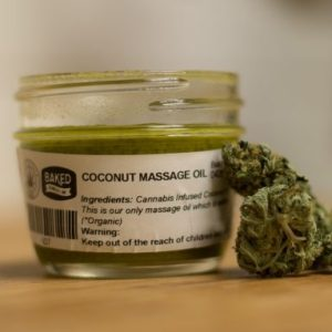 Infused Coconut Massage CannOil