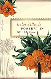 Allende, Isabel - Portrait in Sepia