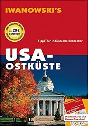 Brinke, Margit; Kränzle, Peter - USA-Ostküste - Individualreiseführer mit vielen Detail-Karten und Karten-Download