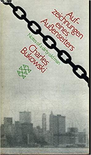Bukowski, Charles - Aufzeichnungen eines Aussenseiters