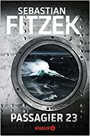 Fitzek, Sebastian - Passagier 23