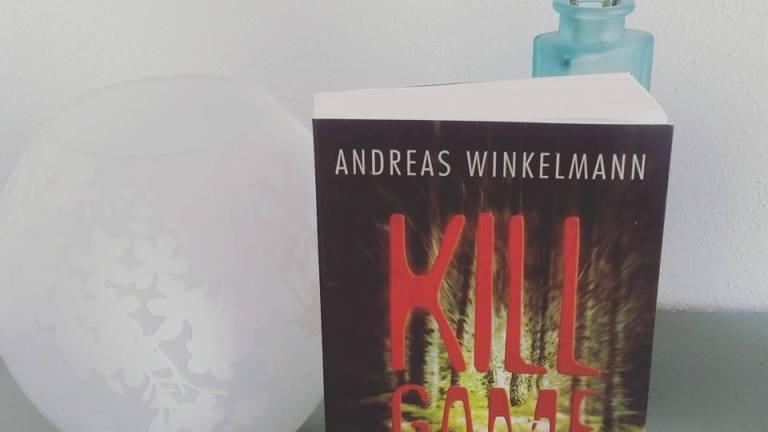Rezension – Killgame – Andreas Winkelmann