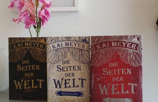 Rezension – Die Seiten der Welt- Blutbuch – Kai Meyer