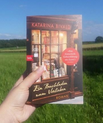 Rezension – Ein Buchladen zum Verlieben – Katarina Bivald