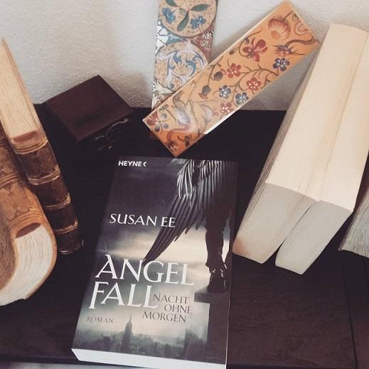 Rezension – Angelfall – Susan Ee
