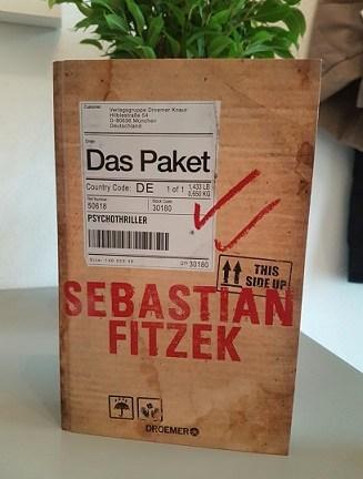 Rezension – Das Paket – Sebastian Fitzek