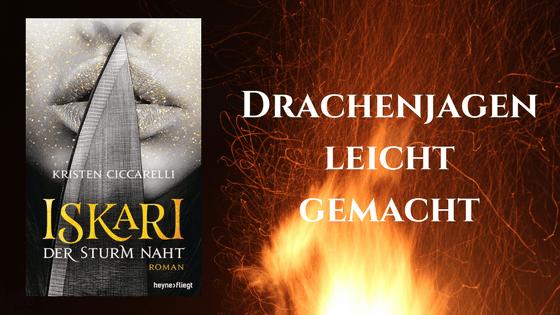 Blogtour Iskari – Drachenjagen leicht gemacht