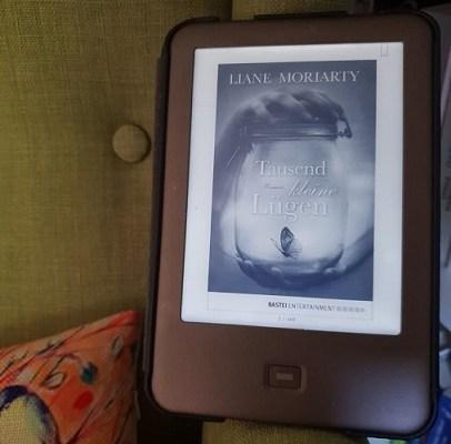 Rezension – Tausend kleine Lügen – Liane Moriarty
