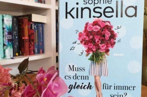 Muss es denn gleich für immer sein - Sophie Kinsella