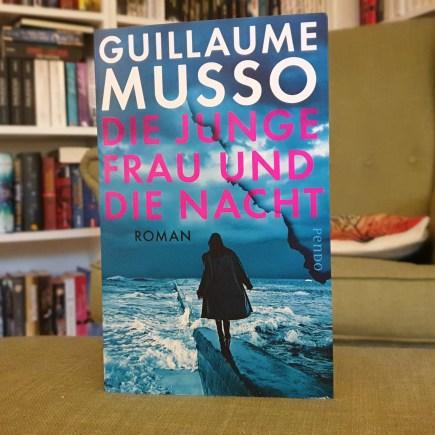 Die junge Frau und die Nacht - Guillaume Musso