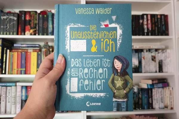 Rezension – Das Leben ist ein  Rechenfehler – Vanessa Walder