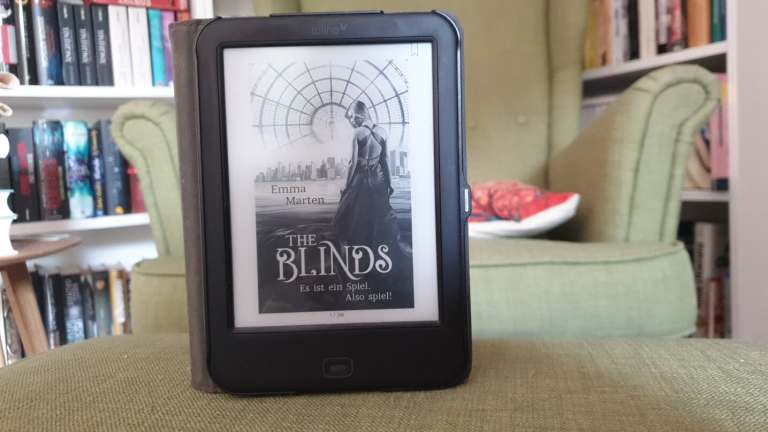Rezension – The Blinds – Emma Marten