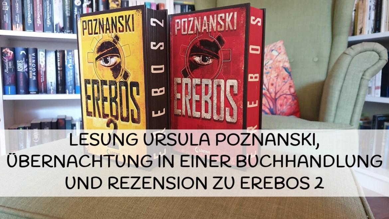 Rezension – Erebos 2 – Ursula Poznanski (+ Lesung)