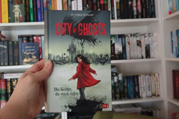 City of Ghosts – Victoria Schwab – Rezension
