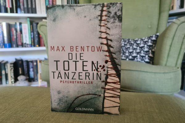 Rezension – Die Totentänzerin – Max Bentow
