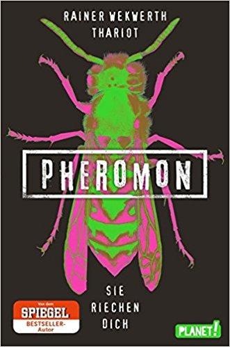 Pheromon sie können dich riechen