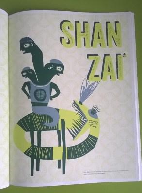 Belletristik Nr. 13 Shanzai
