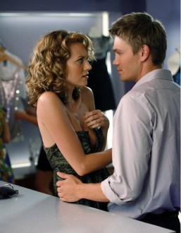 Hilarie Burton & Chad Michael Murray