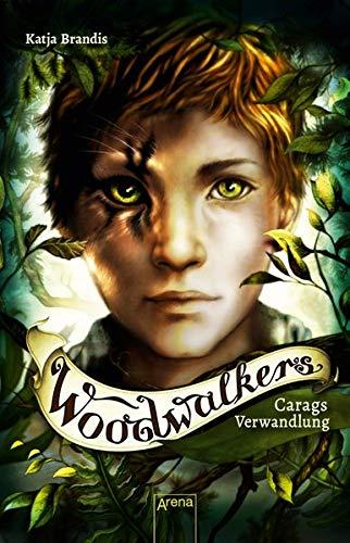 Kinderbuchreihe Woodwalkers, Band 1, Carags Verwandlung