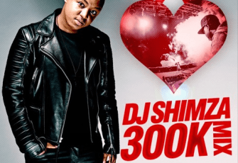 We Love Dj Shimza 300k