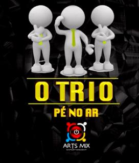O Trio - Pé No Ar (Afro House) 2016